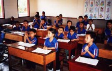 Schulbetrieb Ban Sikeud