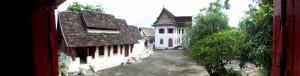 Die vielen Tempel, von denen 32 zum Weltkulturerbe gehören, bestimmten das Stadtbild von Luang Prabang