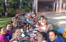 I. Falang-Friendship-Feast