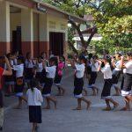 Die Lao Tanz Gruppe