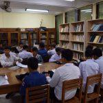Einschreibung am Lao-German Technical College